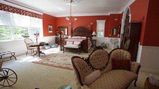 ฟิชแคมป์, แคลิฟอร์เนีย: Pièce principale avec chambre et salon