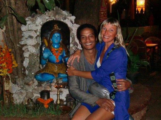Anjuna, Índia: Love German Bakery