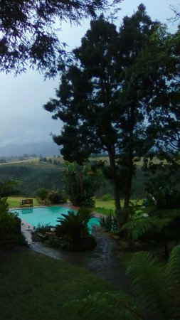 Far Hills Country Hotel: Lovely view over the Far Hills !