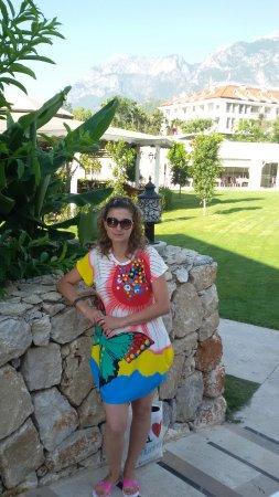 turkiska Medelhavskusten, Turkiet: Очень красивый отель