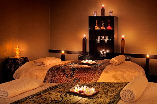 Saray Spa at Marriott Marquis Doha