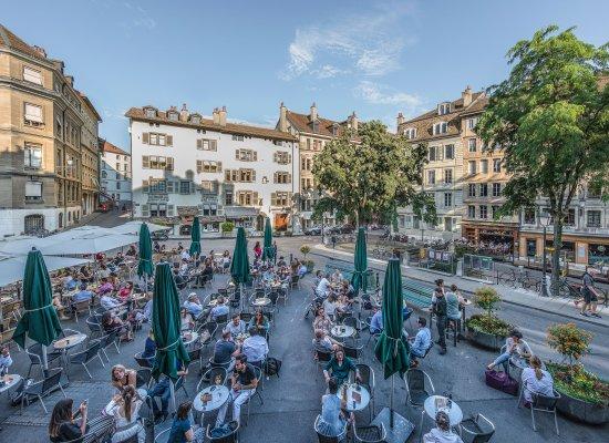 La Clemence: La terrasse la plus connue de Genève vous attend !