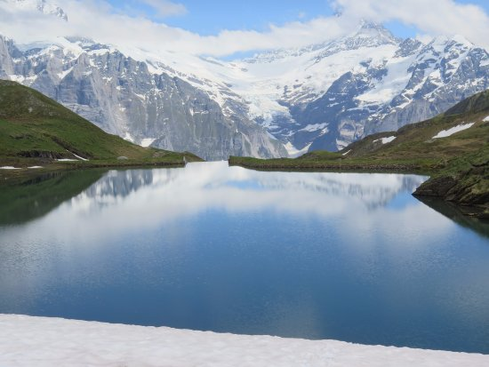 Grindelwald, Suiza: Alpine Infinity Pool