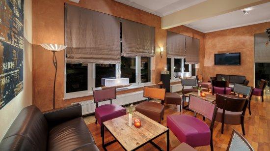 Hotel Villa Medici: Lounge