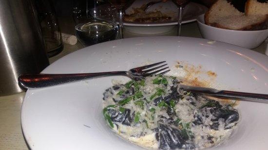 Beautiful Italian fine dining