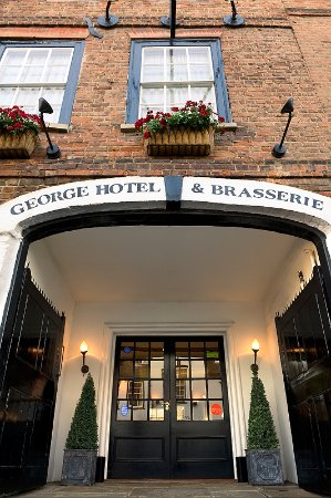 The George Hotel & Brasserie