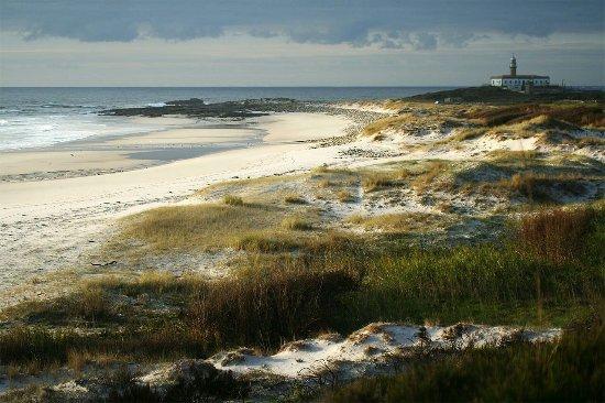 Carnota, Spania: Playa Lariño