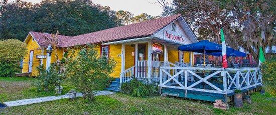 Micanopy, فلوريدا: Antonio's