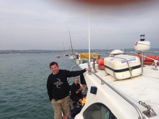 Weymouth, UK: Finishing my Rescue Diver course