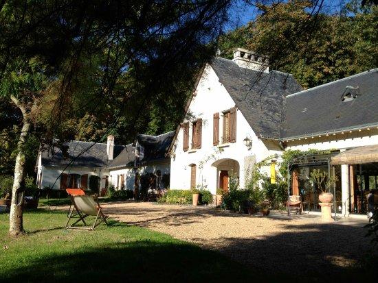 Domaine de Joreau : Chambres d'hôtes