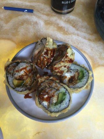 Blue C Sushi: photo2.jpg