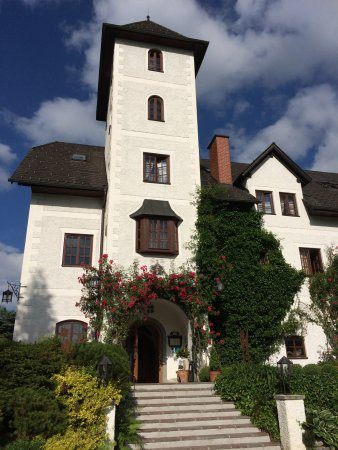 Hotel Schloss Thannegg Photo