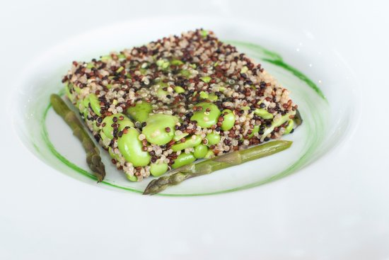 Stuzzico London - Insalata di quinoa vegetariana