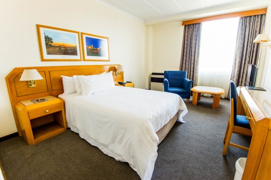 Burgers Park Hotel: Double Bed