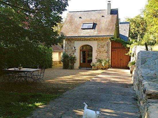 Domaine de Joreau : Gite Douceur Angevine, Gennes