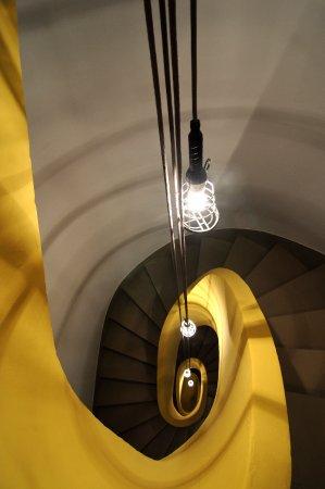NY-IST Suites : merdiven