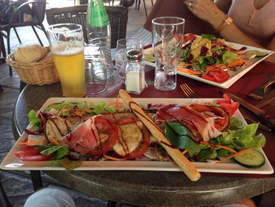 L'Etoile : Succulente tartine Italienne !!