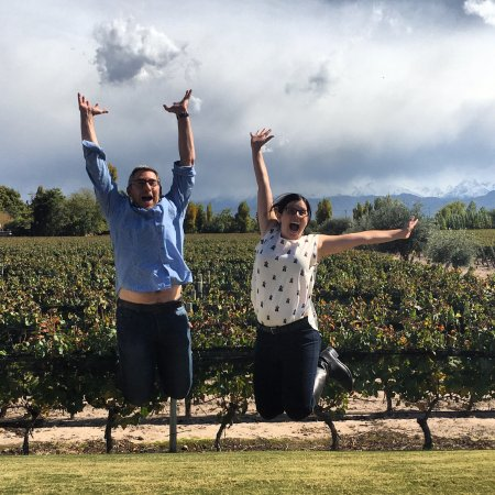 Uncorking Argentina Private Tours: Enjoying the day