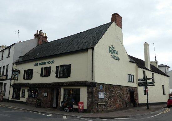 The Robin Hood Pub Monmouth Wales