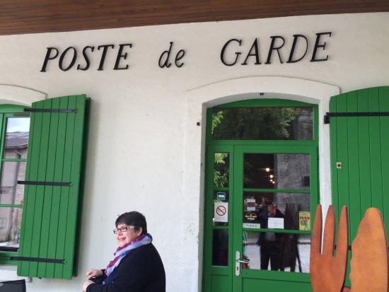 image La Poste de Garde sur Verdun