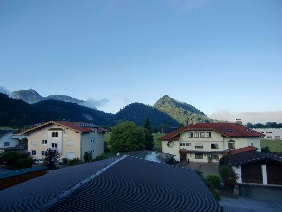 Lanthalerhof Hotel: Blick aus dem Zimmer