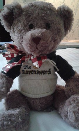 The Ravensworth: Welcoming Teddy!
