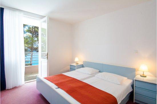 Lokva Rogoznica, Croatie: Apartment 2+2 (bedroom)