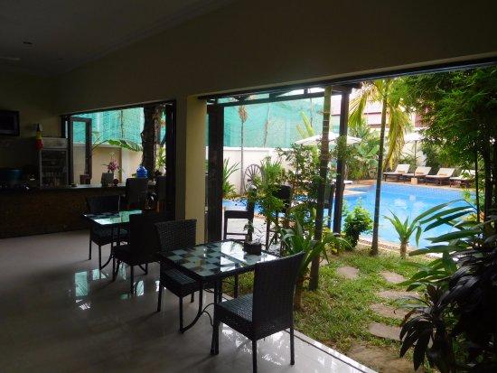 إقامة إفطار بفندق ذا روز آبل بوتيك صورة فوتوغرافية