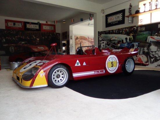 Museo Motorismo Siciliano E Della Targa Florio