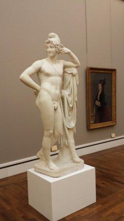 Neue Pinakothek: Statua