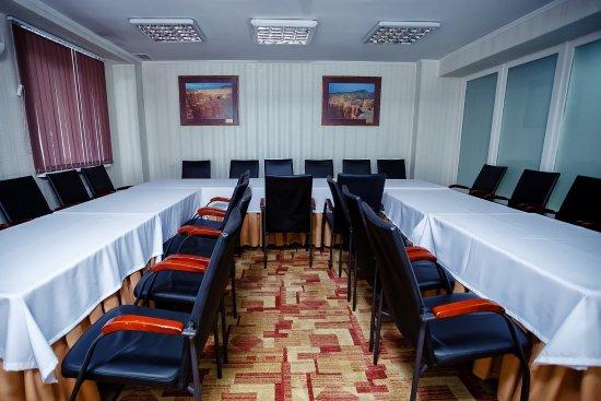 """Tien-Shan City Hotel: Малый конференц-зал """"City"""". От 10 до 25 человек!"""