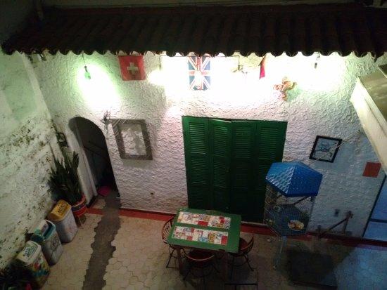Lisetonga Hostel: Área comum de integração dos hóspedes