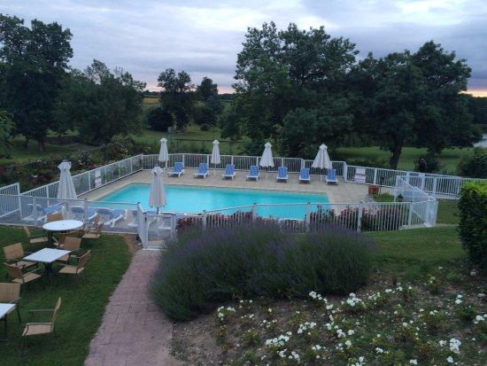 Monestier, Frankrig: Fantastic pool