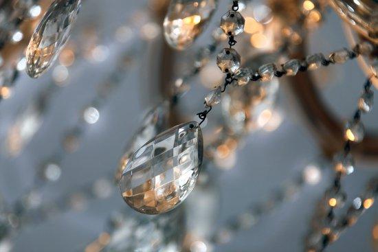 Best Western The Hotel Hatfield: Crystals