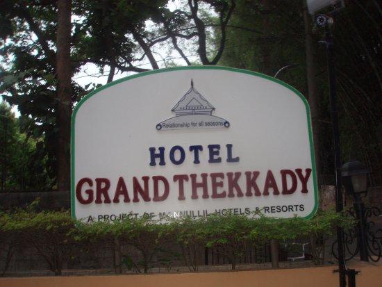 Grand Thekkady Foto