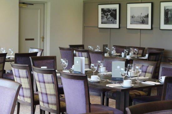 Beeston, UK: Refurbished restaurant
