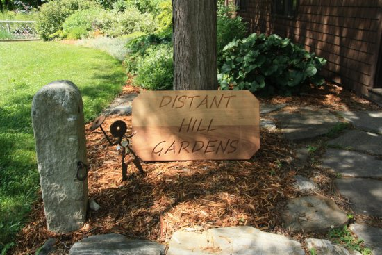 Walpole, NH: Sign and art work