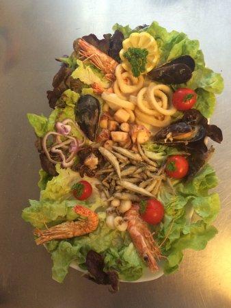 Romont, Suiza: Restaurant le Cercle