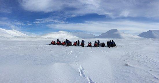 Bilde fra Longyearbyen