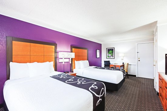 La Quinta Inn Odessa : Guest Room