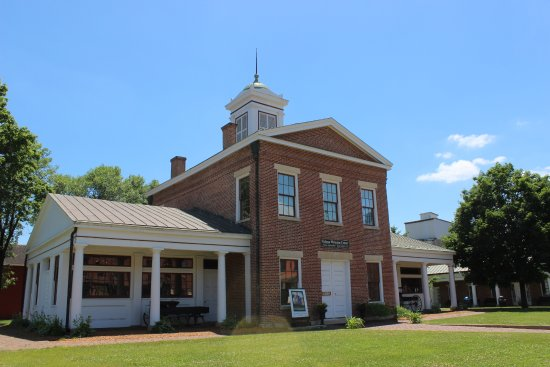 Old Market House State Historic Site