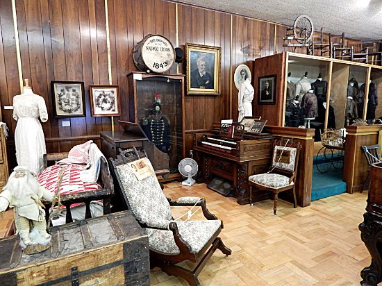 Daughters of the Utah Pioneers Museum
