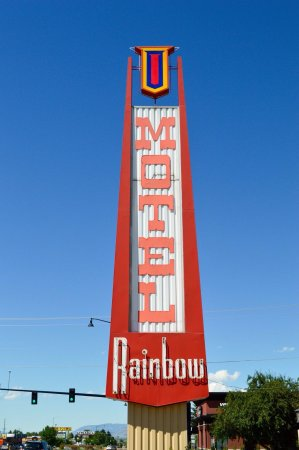 Rainbow Motel: photo0.jpg