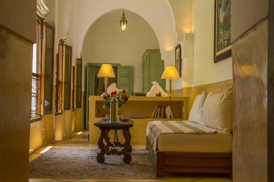 Riad Majala: chambre Alderamine