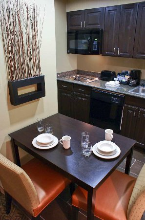 Homewood Suites by Hilton Waco, Texas: Dining room