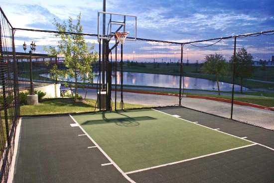 Homewood Suites by Hilton Waco, Texas: Basketball