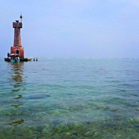 Arrecifes de Tuxpan: Baliza de señalamiento