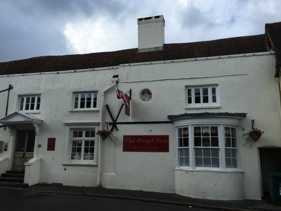 The Angel Inn Picture