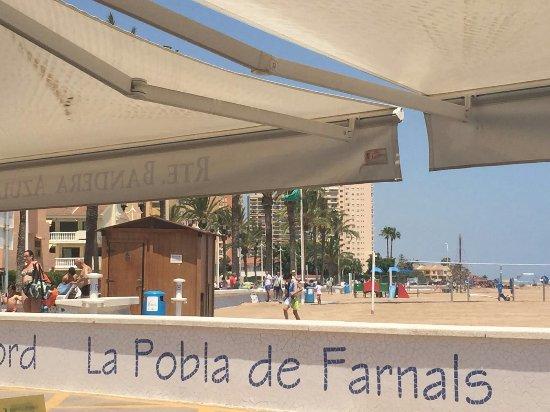 SH Florazar Valencia: La Pobla de Farnals