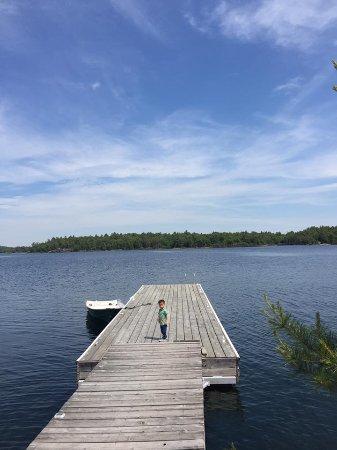 Muskoka Lakes, كندا: Vocation4